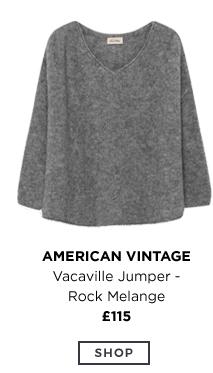 American Vintage - Vacaville Jumper