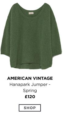 American Vintage - Hanapark Jumper