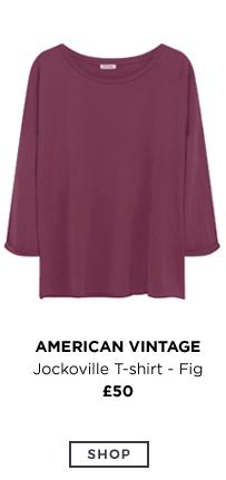 American Vintage - Jockoville T-Shirt