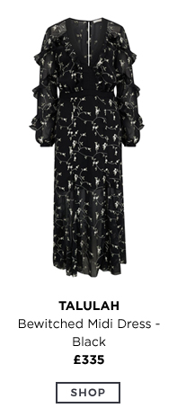 Talulah - Bewitched Midi Dress